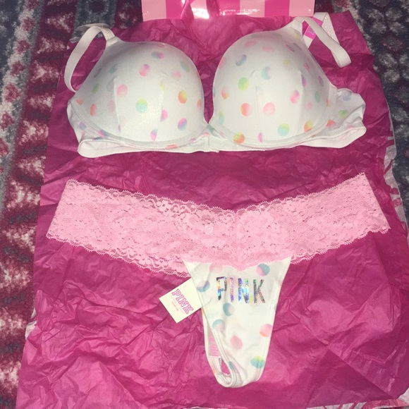 PINK Victoria's Secret Other - ISO! Victoria's Secret PINK lace thong! Limited Ed